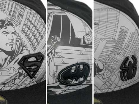 DC Comics x Marvel x New Era
