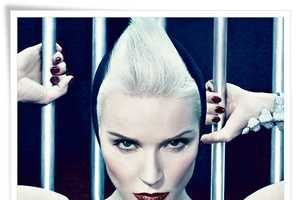 The Daphne Guinness for MAC Cosmetics Line is Sure to be a Hit