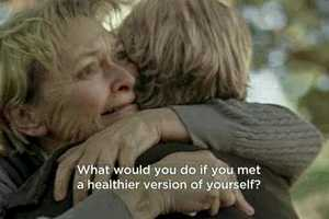 The Bupa 'Find A Healthier You' Ads Reunite People with Themselves