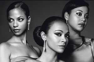 The W Magazine 'Soul Sisters' Shoot Features 23 Famous Siblings