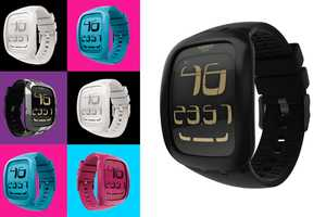 Swatch Touch Goes High-Tech for the Brand