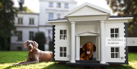 Cute Canine Casas - Best Friends Home Creates Luxury Mansions for Your Pup