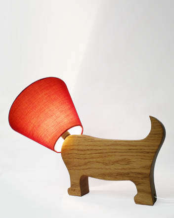 Decapitated Table Lamps