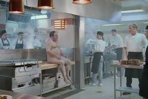 Specsavers Sauna Ad Playfully Encourages Proper Eye Treatment