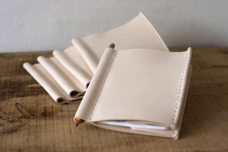 Corter Leather Field Notes Sleeve