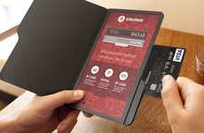 Digital Dinner Bills - Check 1-2 Integrates Paper Checks With Touchscreen Tablets