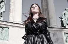 Feminine Leather Jackets