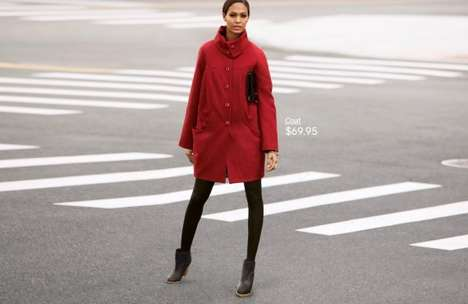 Joan Smalls for H&M Fall Jackets