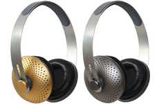 Recyclable Cornstarch Headphones - The Noisezero O+ Eco Edition is Stylish and Eco-Friendly