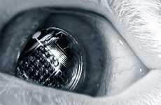 Email-Projecting Eyes - The Bionic Lenses by University of Washington are a Powerful Prototype