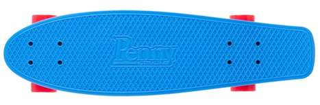 penny skateboards nickel longboard