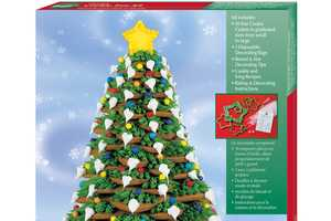 The Christmas Cookie Tree Kit by Wilton Makes for a Fulfilling Gift
