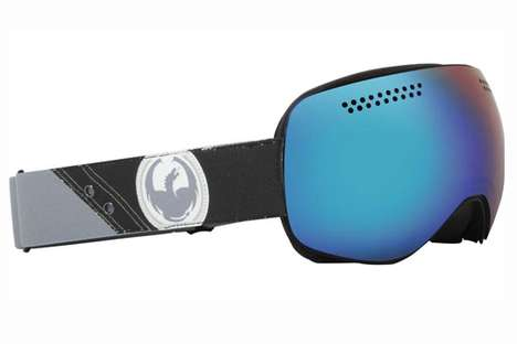 dragon apx snow goggles