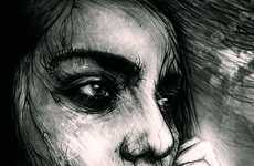 Paranormal Pencil Drawings