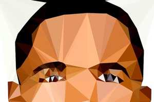 'Polygonal Portraits' By Feel Desain Recreates Famous Faces with an App