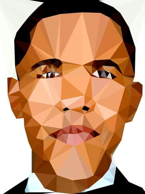 Polygonal Portraits