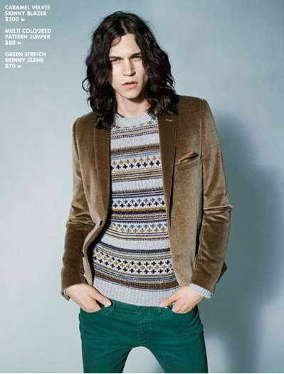 Topman Nov Dec 2011
