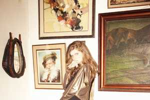 The Antique Gold Images by Fabian Parkes are Vintage Chic