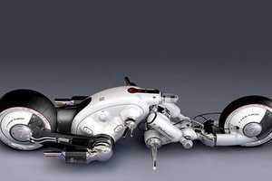 The Detonator Motorycle is Too Dangerous for Human Racers