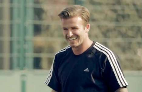 David Beckham Sainsbury s