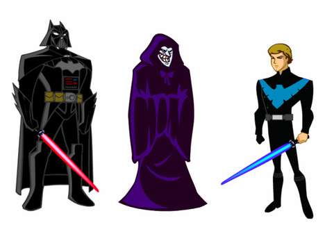 Star Wars: Empire Of The Bat