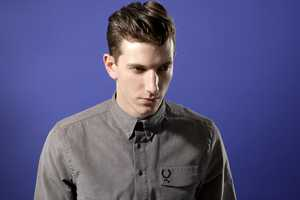 The Fred Perry Black Canvas x 6876 Winter 2011 Collection is Non-Conformist