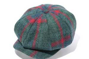 The Bape x Harris Tweed Cap Collection Features Traditional Woolen Fabrics