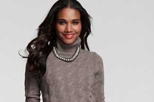 The Cashmere Shop for Bloomingdales Lookbook Features Chic and Cozy Pieces