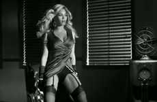 Seductive Detective Music Videos - The Beyonce Dance For You Video Shows Off the Singer's Moves