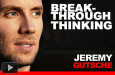 Breakthrough Thinking - Jeremy Gutsche's Sparking Creativity Speech Offers a Revolutionary Approach