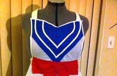 Anime-Inspired Aprons - Rachel Bradford's Nerdy Aprons Bring Geek Chic to the Kitchen