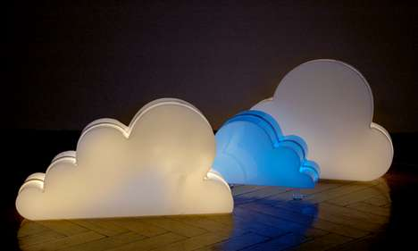 Cloud Lamps by Gabi Malacha