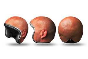 Helmet Experiments by Igor Mitin are Creative Cranial Caps