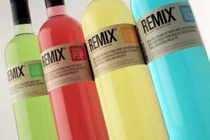 Remix Packaging Showcases its Contents' Delectable Colors