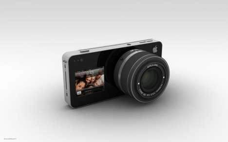 iCam concept Case