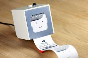 'Little Printer' Shows Miniature Updates Important to You
