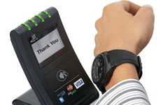 Credit Card Timepieces - LAKS Watch2Pay System Allows for Contactless Payments