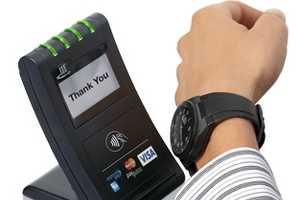 LAKS Watch2Pay System Allows for Contactless Payments
