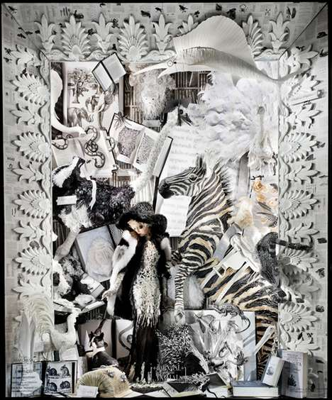 Bergdorf Goodman Carnival of the Animals