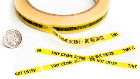 Tiny Crime Scene Tape