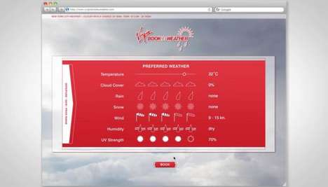 Virgin Book By Weather