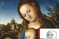 'Ugly Renaissance Babies' Paints a Hilarious Picture