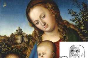 'Ugly Renaissance Babies' Paints a Hilarious Picture