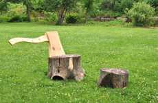 Stumpy Outdoor Seating