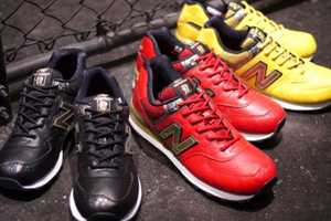 New Balance 574 Year of the Dragon Preps for the Chinese Holiday