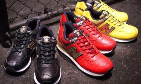 Zodiac-Inspired Trainers - New Balance 574 Year of the Dragon Preps for the Chinese Holiday