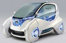 Sci-Fi Compact Cars
