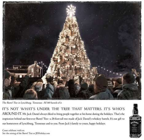 Jack Daniel s Barrel Tree