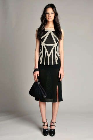Art Deco-Inspired Ensembles