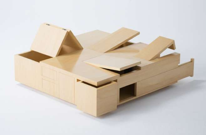 Extraordinary Unfolding Furnishings